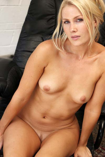 Model Peyton Priestly in Take 5