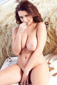 Model Holly in Rug Burns